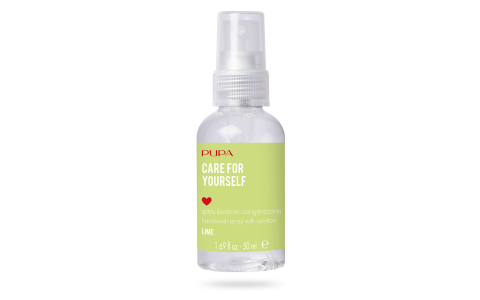 Pupa Care For Yourself Spray Hydroalcolique avec Désinfectant 50 ml - PUPA Milano