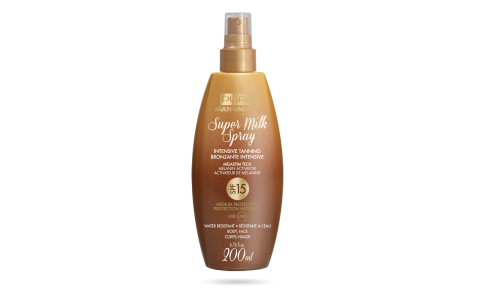 Super Lait Spray Bronzant Intensif SPF 15 - PUPA Milano