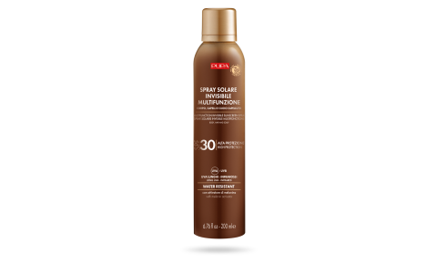 Spray Solaire Multifonction SPF 30 (200 ml) - PUPA Milano