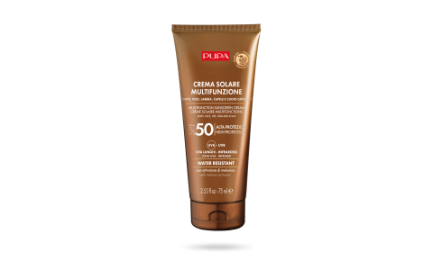 Crème Solaire Multifonction SPF 50 (75 ml) - PUPA Milano