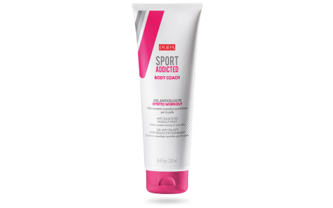 Sport Addicted Gel Anti-Cellulite - PUPA Milano