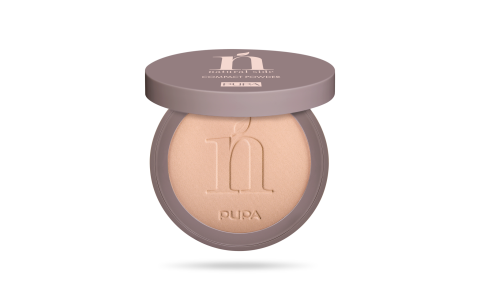 Natural Side Compact Powder - PUPA Milano