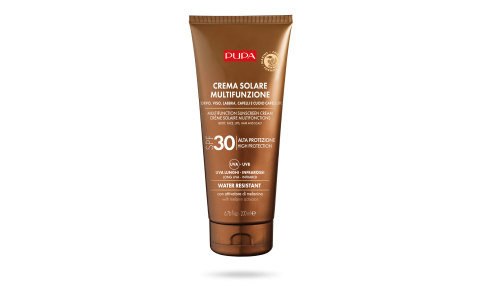 Crème Solaire Multifonction SPF 30 (200 ml) - PUPA Milano
