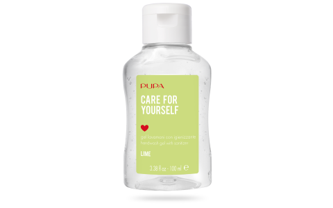 Pupa Care For Yourself Gel Hydroalcolique pour les Mains avec Désinfectant 100ml