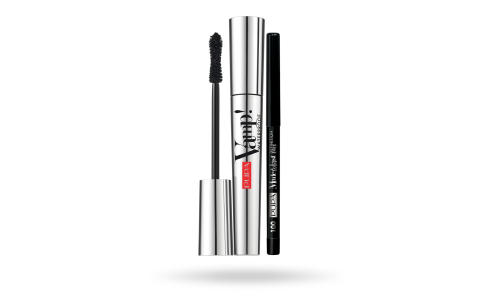 Kit Vamp! Mascara Waterproof & Made To Last Definition Eyes