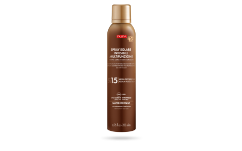 Spray Solaire Multifonction SPF 15 (200 ml) - PUPA Milano