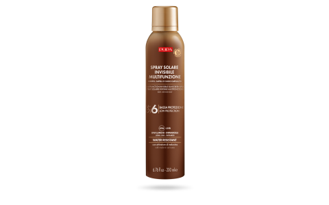 Spray Solaire Multifonction SPF 6 (200 ml) - PUPA Milano