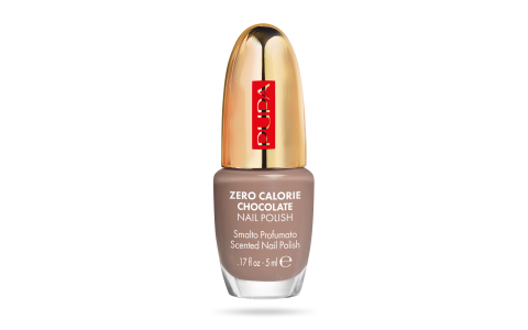 Zero Calorie Chocolate Nail Polish