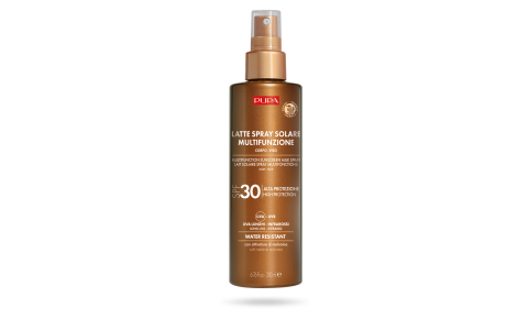 Lait Solaire Spray Multifonction SPF 30 (200 ml) - PUPA Milano