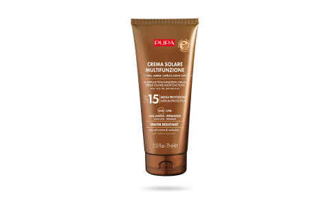 Crème Solaire Multifonction SPF 15 (75 ml) - PUPA Milano