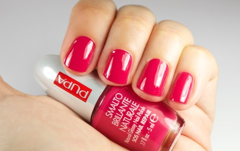SOS NAIL REPAIR Vernis à Ongles Brillant Naturel - PUPA Milano