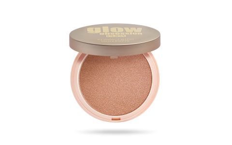 Glow Obsession Compact Blush Highlighter - PUPA Milano