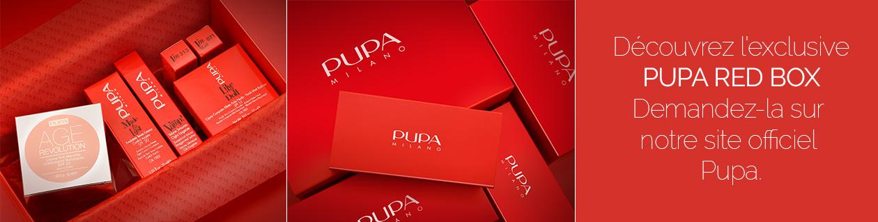 PUPA Red Box