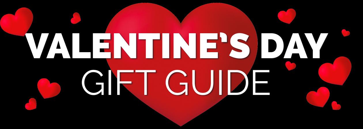 Gift Guide Saint Valentin