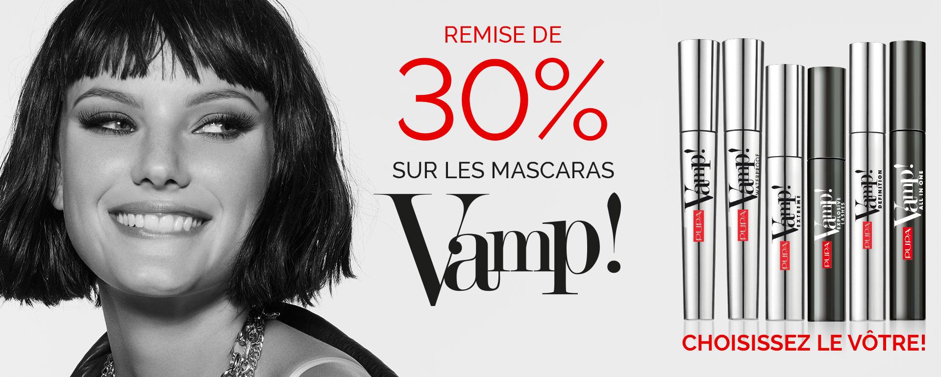 Mascara Vamp! - PUPA Milano
