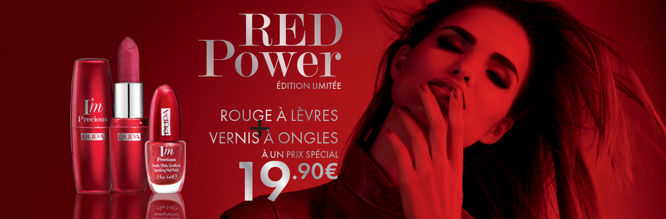 Promo Red Power