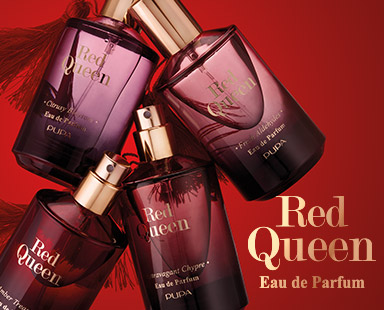 Eau de Parfum Red Queen - PUPA Milano