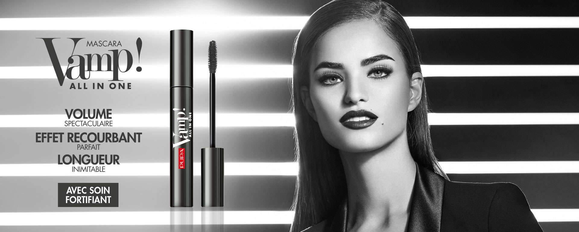 Mascara Vamp! All in One - PUPA Milano