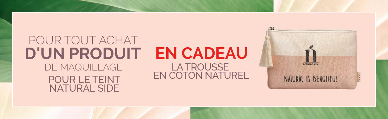 Trousse Natural Side