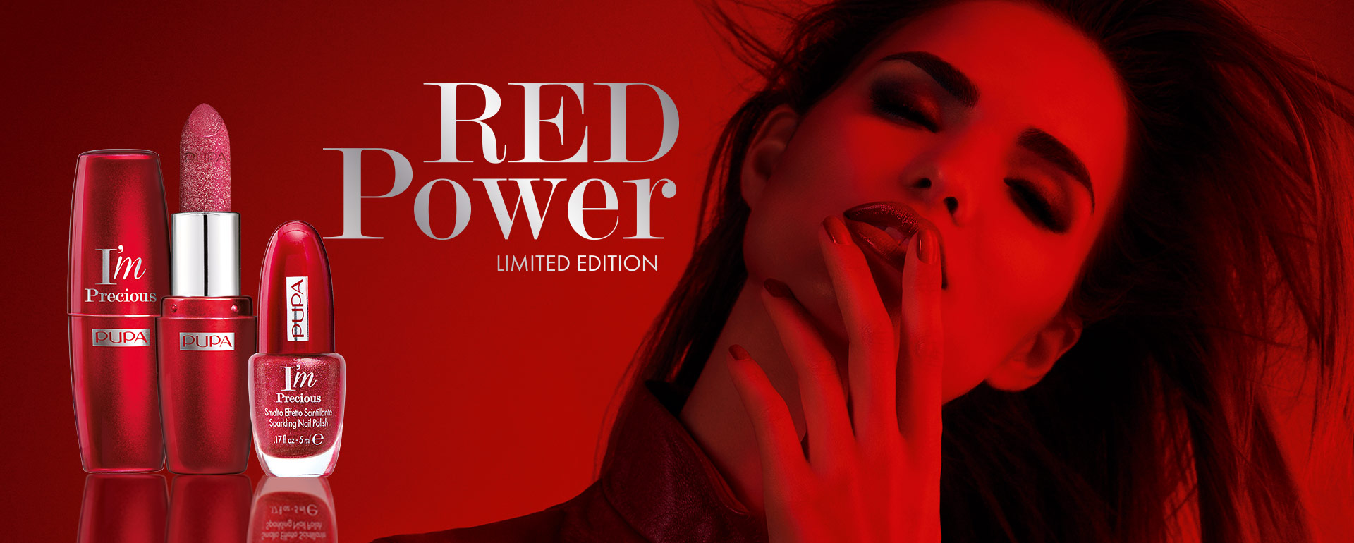 Red Power - PUPA Milano