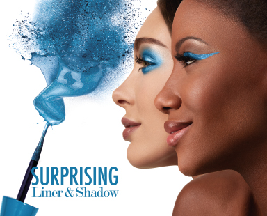 Surprising Liner & Shadow