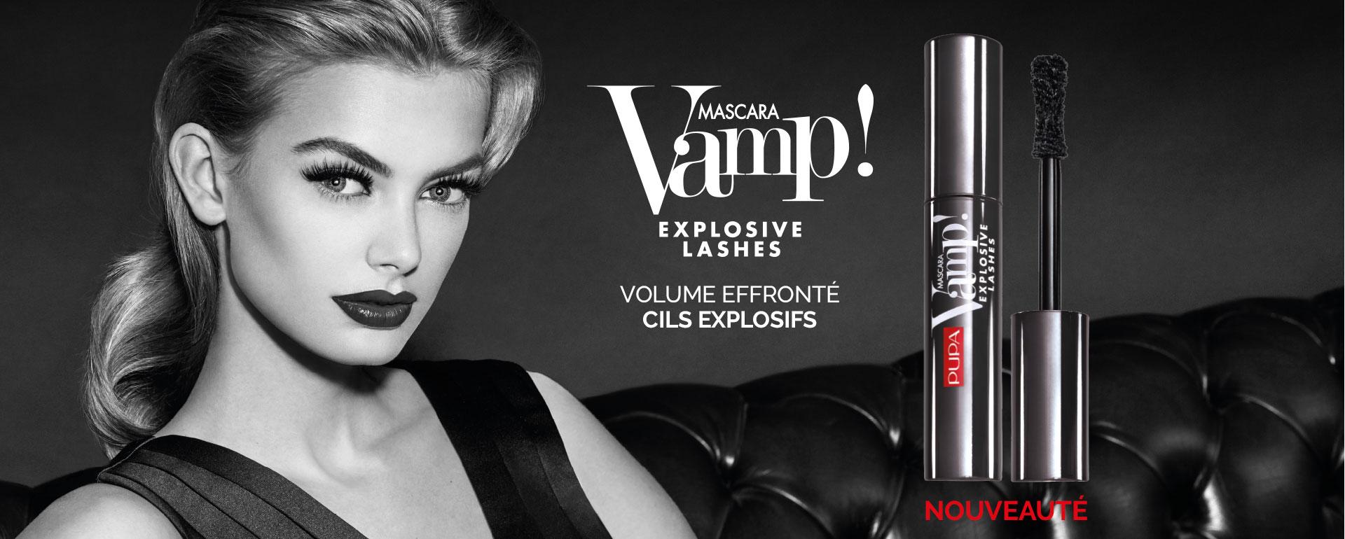 Vamp! Mascara Explosive Lashes