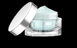 HYDRA REVOLUTION Crème Sorbet Soin Hydratant peaux Normales à Mixtes Visage et Cou
