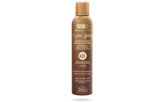 Super Spray Bronzant Invisible SPF 15