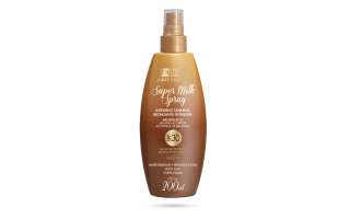Super Lait Spray Bronzant Intensif SPF 30