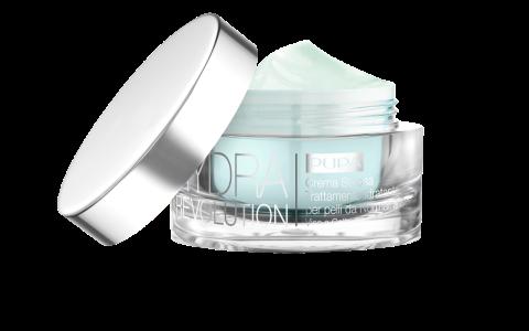 HYDRA REVOLUTION Crème Soyeuse Soin Hydratant peaux Normales à Sèches Visage et Cou